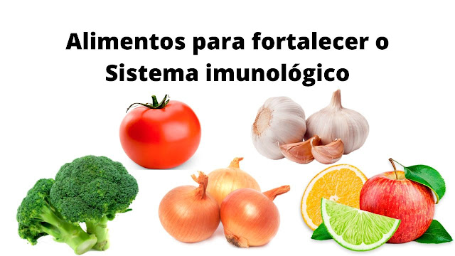 7 alimentos que fortalecem o Sistema imunológico