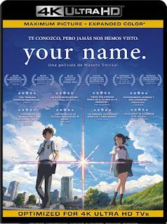 Your Name (2016)4K 2160p UHD [HDR] Latino [GoogleDrive]
