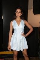 Shanvi Looks super cute in Small Mini Dress at IIFA Utsavam Awards press meet 27th March 2017 46.JPG