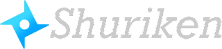 Shuriken AGC Logo