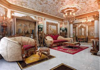 Восточный стиль мягкой мебели – роскошь или удобство
