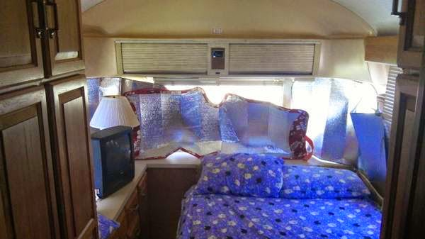 used rvs 1984 airstream 345 rv for sale for sale by owner. Black Bedroom Furniture Sets. Home Design Ideas