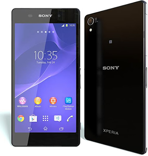 Repair imei sony z2 d6503/d6502 without box or dongle or tool