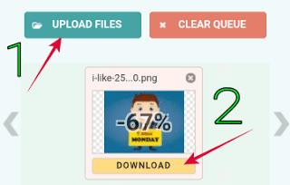 Resize file dengan cara online