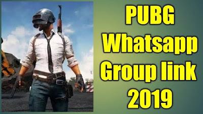 Latest Pubg WhatsApp Group Link