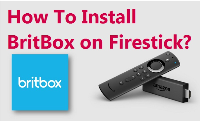 How To Install BritBox On Firestick/ Amazon Fire TV Stick