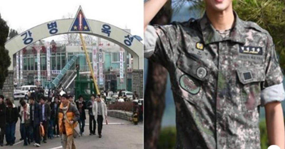 군대에서 전역한지 3일만에 다시 군대에 제발로 걸어서 간 남자 …