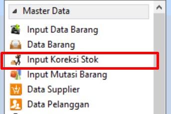 Contoh Dokumen Stock Opname