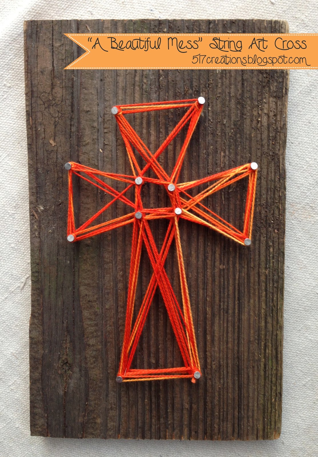Cross Wall Art Decor