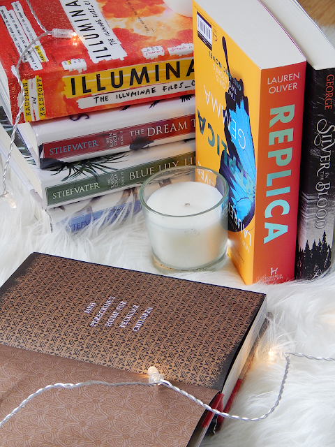 October TBR | sprinkledpages