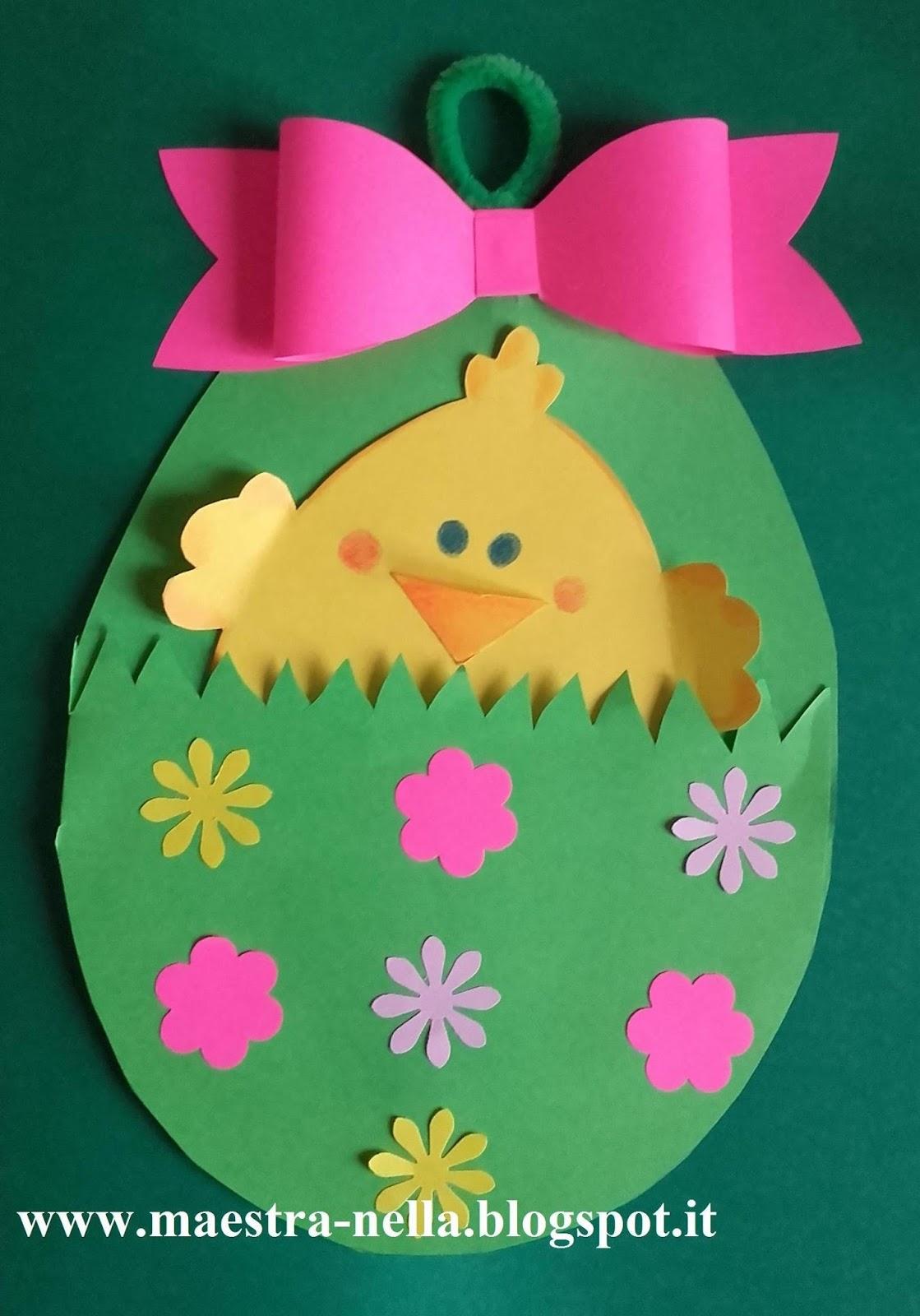 Maestra nella uovo con sorpresa for Cerco in regalo tutto per bambini