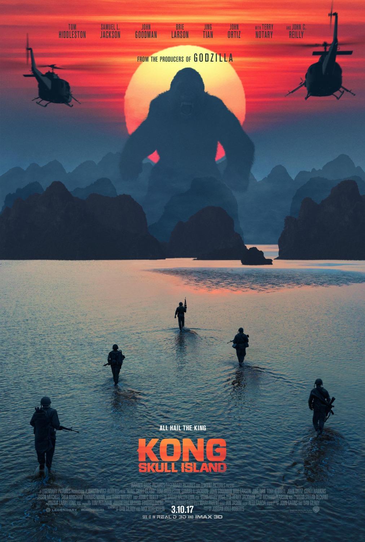 Nonton Film Kong: Skull Island (2017)