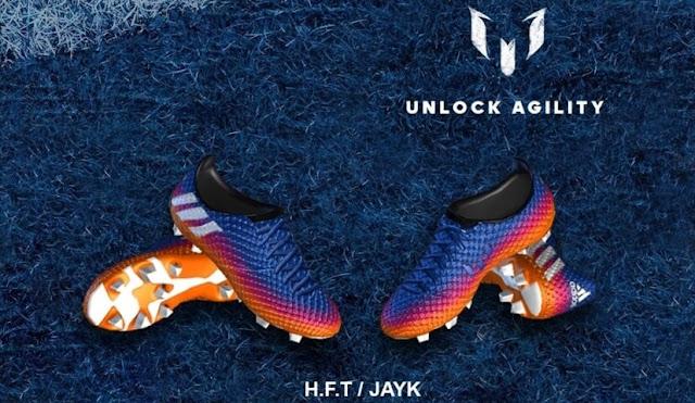 Lionel Messi 2017 Boot PES 2013