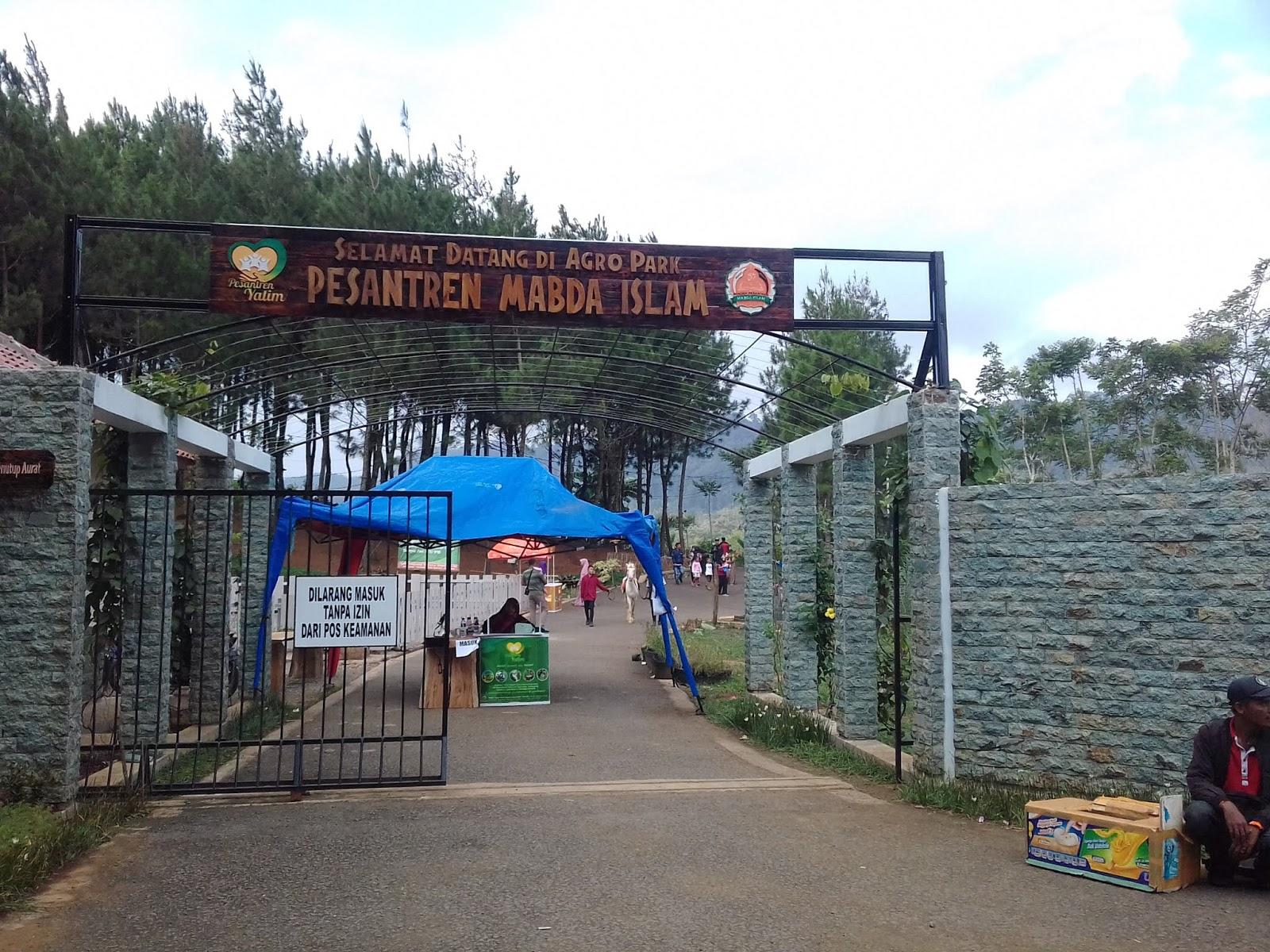 Mau Rekreasi Sambil Berdonasi Yuk Ke Agro Park Pesantren