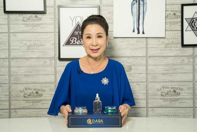 Bộ sản phẩm trị nám ,tàn nhang của Dara có hiệu quả không ?