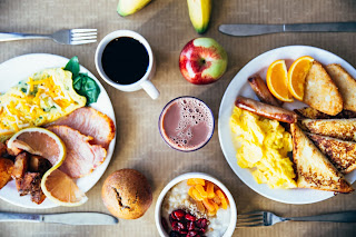 A Breakfast Fit For A Day Of Fat Burning