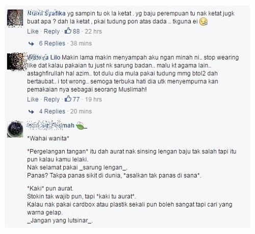 Kali Ini Apa Pula Yang Tak Kena Dengan Pakaian Uqasha Hingga DiKutuk Teruk Netizen