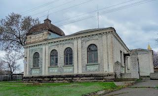 Бобринець. Вул. Миколаївська. Колишня синагога