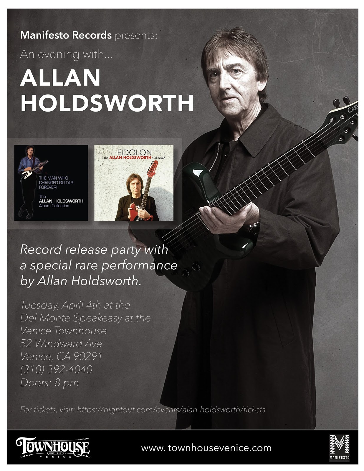 Allan Holdsworth Allan Holdsworth Man Who Changed Guitar Forever Box Set