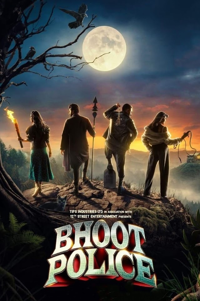 Bhoot Police 2021 x264 720p WebHD Esub Hindi THE GOPI SAHI