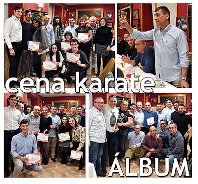 Fotos Cena Karate Aranjuez