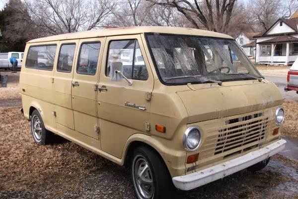 1970 Ford E200 Econoline Van Auto Restorationice