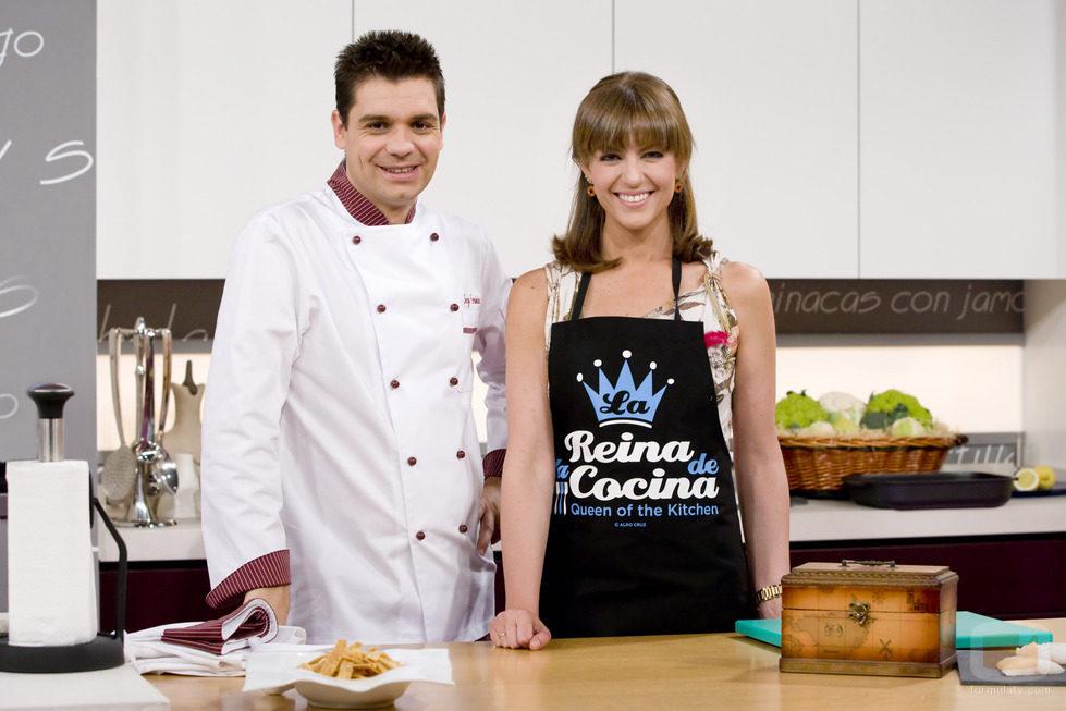 Manzanares en im genes el programa de tve 1 cocina con for Cocina de jose fernandez