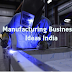 15 Best Small Scale manufacturing business ideas in India