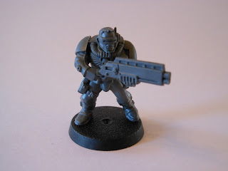 Shadow War: Armageddon novitiate Ahriman