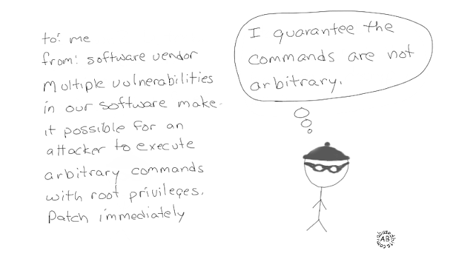 cartoon Guarantee vulnerabilities arbitrary
