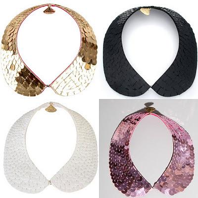 ebe5d0625f99 Greguerias y paraphernalia  Cuellos collares - Necklace collars