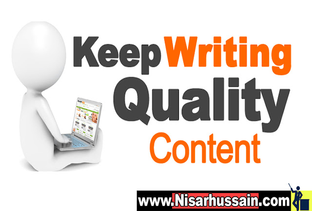 Write SEO Optimized Blog Post