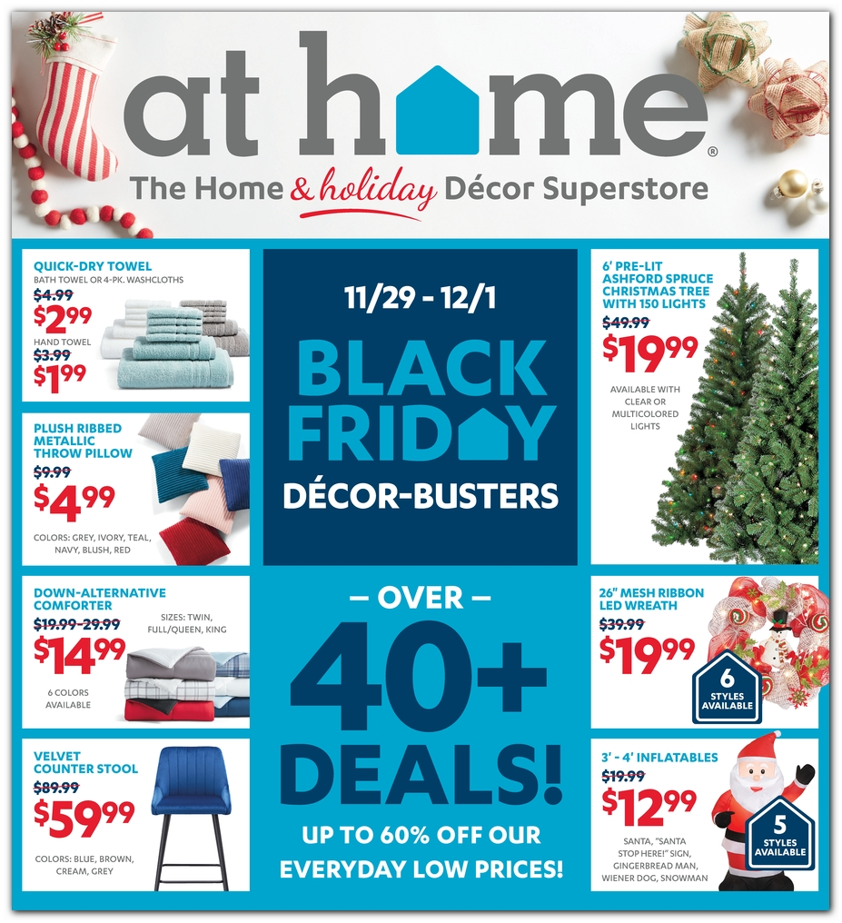 At Home Black Friday 2019