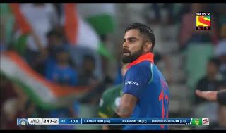Virat Kohli 112 vs South Africa | 33rd ODI Hundred Highlights