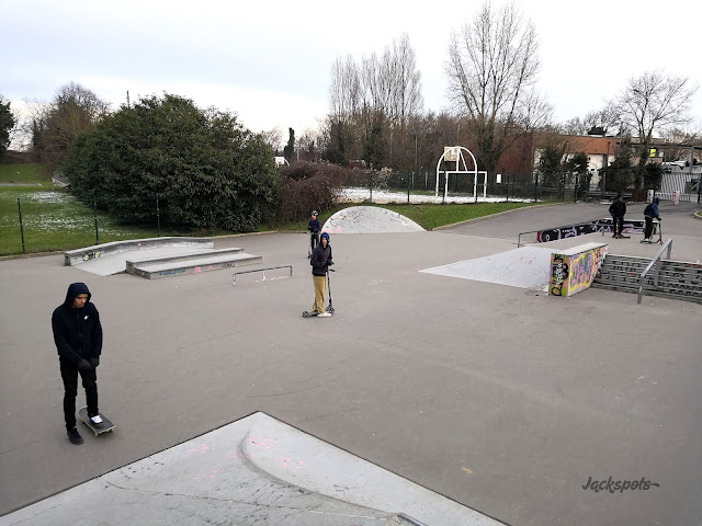 skatepark joinville le pont