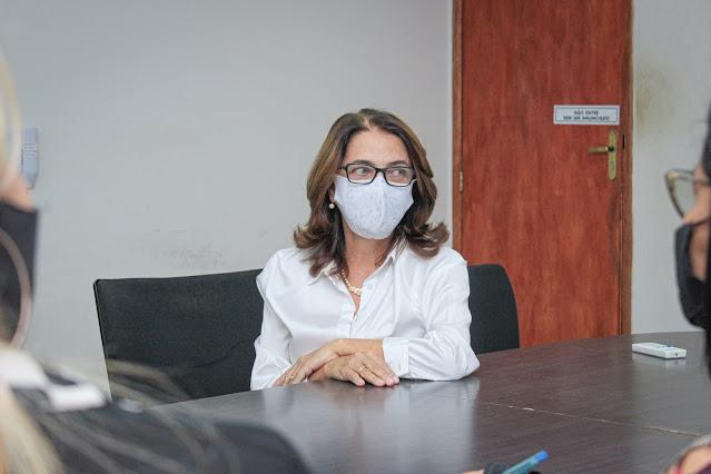 Em primeiro mês de gestão, Mary Gouveia regulariza pagamentos, inicia obras e conquista novos equipamentos para a saúde