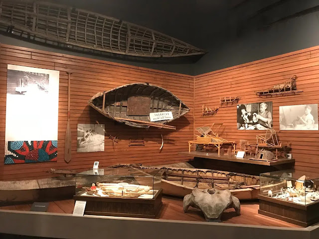 Heritage Center Museum. in Valdez, Alaska