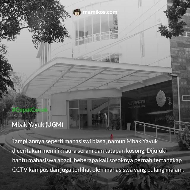 Mbak Yayuk (UGM)