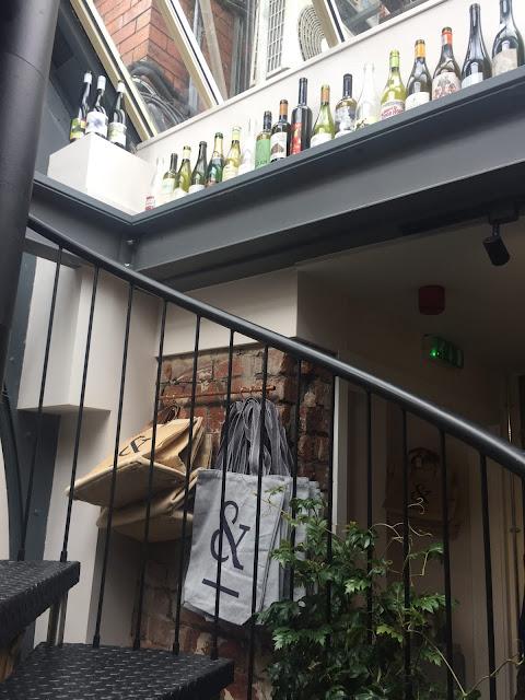 Ham and Friends wine loft