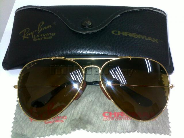 0268964ad9 Ray Ban Chromax Driving Series Price « Heritage Malta