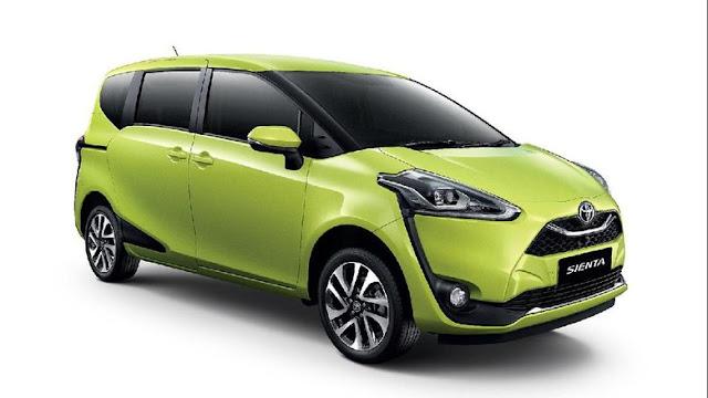 Toyota, Sienta, MPV Sienta, Toyota Sienta, Toyota Sienta Photo, Toyota Sienta Facelift, New Toyota Sienta,