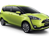 See the New Toyota Sienta, What's Changed?