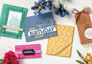 2020-2022 Stampin' Up! In Colors: Magenta Madness, Bumblebee, Just Jade, Misty Moonlight, Cinnamon Cider