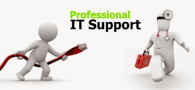 Standar Operasi Prosedur (SOP) IT Support