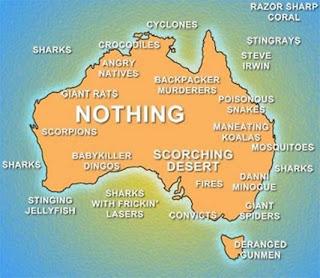 Australia Vs America