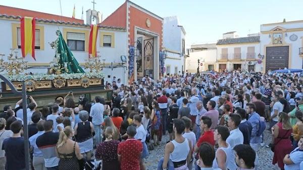 Suspendida la procesión de Santa Marta en Jerez de la Frontera