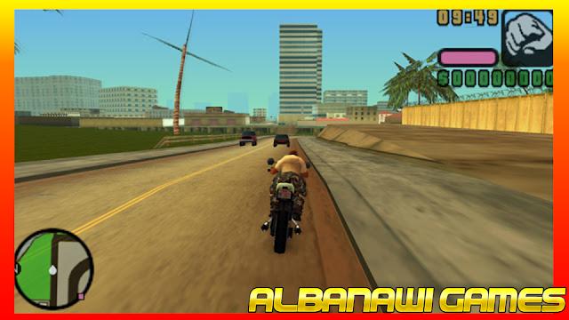 تحميل لعبة Grand Theft Auto Vice City Stories للكمبيوتر من ميديا فاير