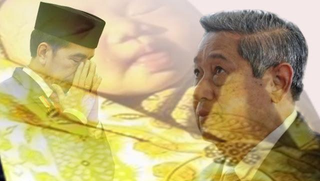 Biyaya Persalinan Zaman SBY dan Jokowi Pada Kelahiran Dua Anak Kami