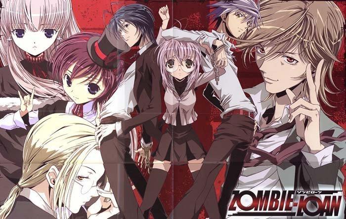 Zombie Loan OSR 10 Daftar Anime Bertema Zombie Paling Seru