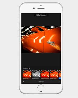 تطبيق Adobe Lightroom
